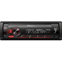 Pioneer MVH-S320BT Bluetooth/USB/AUX Mechanika nélküli fejegység + Ajándék TS-G1710F hangszóróval + 3 év garancia!
