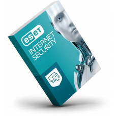 ESET Internet Security - dobozos