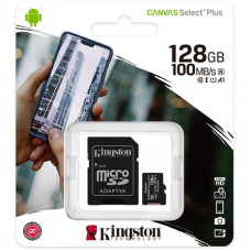 Kingston 128GB Micro SD