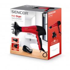 Sencor SHD6600 Piros, Fehér Színben