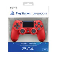 Sony Dualshock 4 V2 kontroller piros